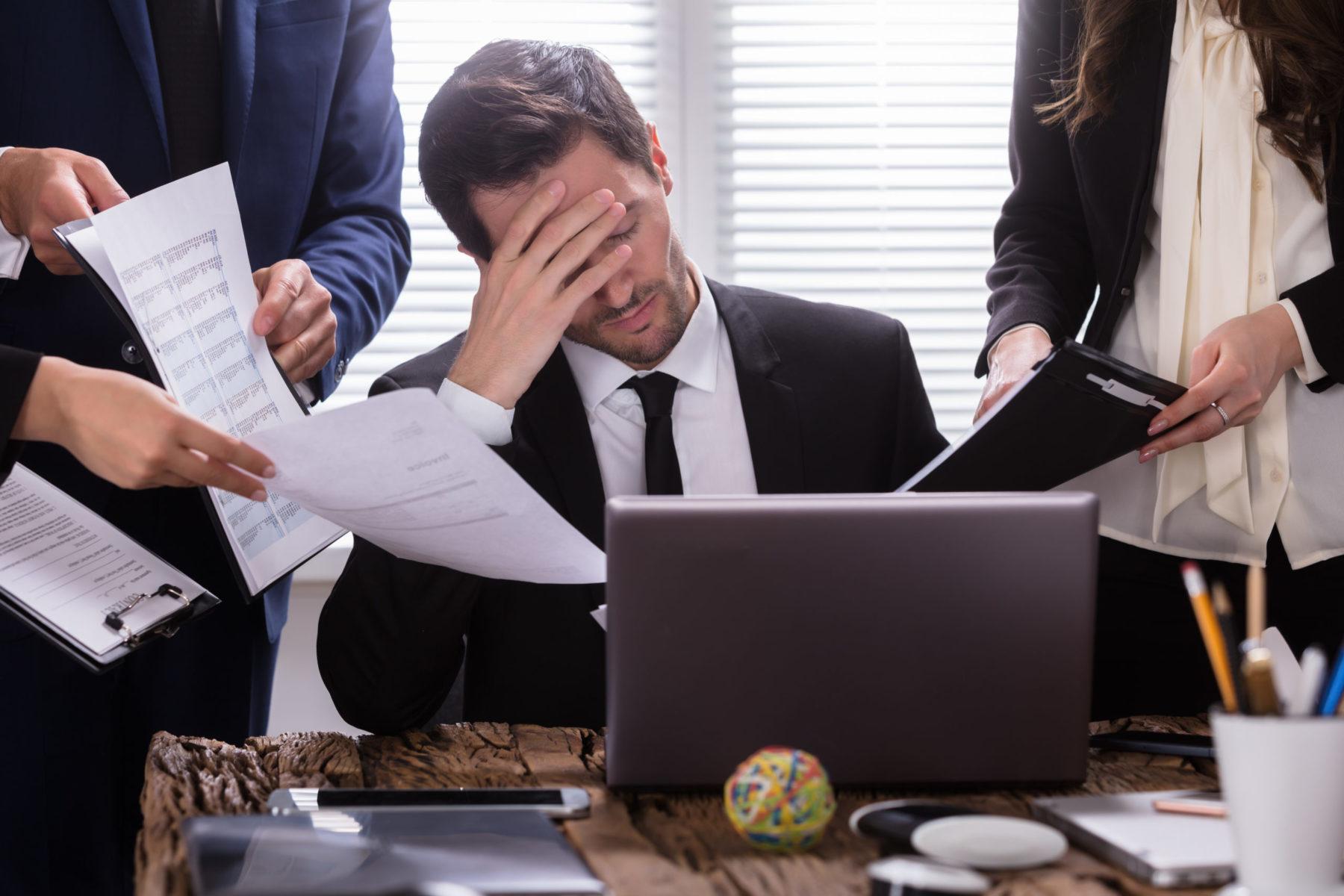 Czy potrzebujesz szkolenia z technik radzenia sobie ze stresem?