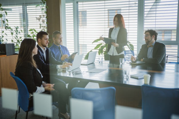 Jak przygotować spotkanie biznesowe